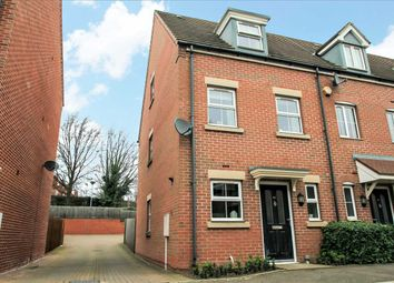 Thumbnail 3 bed terraced house for sale in Allenby Close, Lincoln