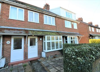 Thumbnail 2 bedroom terraced house for sale in Beatrice Avenue, Dereham