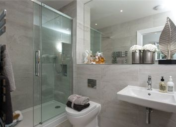 Thumbnail 2 bed flat for sale in Elder Place, Magpie Hall Road, Bushey, Hertfordshire
