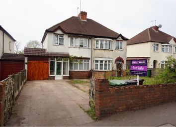 Thumbnail 3 bed semi-detached house for sale in Stafford Road, Wolverhampton