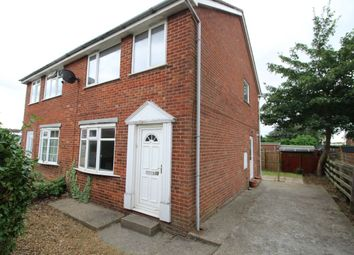 Thumbnail 3 bedroom semi-detached house for sale in Rosedale Avenue, Norton, Malton