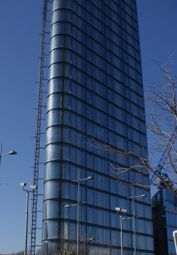 Thumbnail 1 bed flat for sale in Sky View Tower, High Street, Stratford