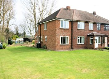 Thumbnail 4 bed semi-detached house for sale in Dunmow Road, Fyfield