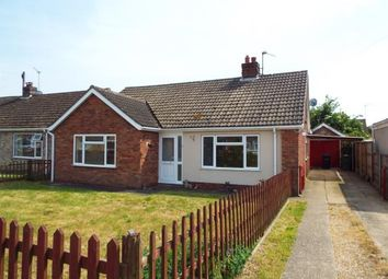 Thumbnail 3 bedroom bungalow for sale in Clenchwarton, King's Lynn, Norfolk
