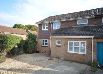 Thumbnail 4 bed semi-detached house for sale in Campion Way, Lymington, Hampshire