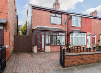 Thumbnail 2 bed semi-detached house for sale in Prescott Lane, Orrell, Wigan