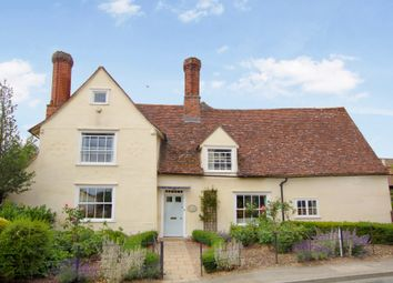 Thumbnail 6 bed detached house for sale in High Street, Great Sampford, Saffron Walden