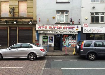 Thumbnail Retail premises for sale in Stalybridge SK15, UK
