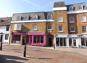 Thumbnail 1 bed flat for sale in Flat, Crow Lane, Rochester