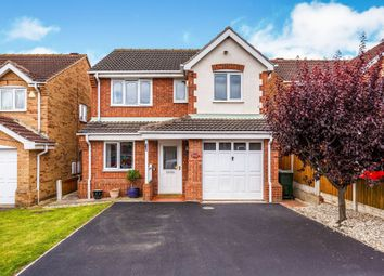 Thumbnail 4 bedroom detached house for sale in Broomcliffe Gardens, Shafton, Barnsley