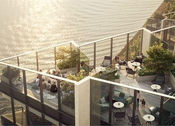 Thumbnail 3 bed flat for sale in Upper Riverside, Greenwich, London