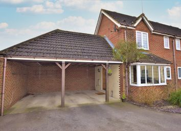 Manor Farm Close, Ash, Aldershot GU12. 1 bed semi-detached house for sale