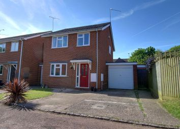 Thumbnail 3 bed link-detached house for sale in Harwich Close, Lower Earley, Reading, Berkshire