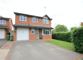 Thumbnail 4 bed detached house for sale in Fallowfield Close, Stone