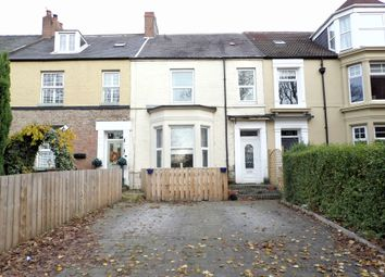 Thumbnail 4 bed terraced house for sale in Sunderland Road, South Shields