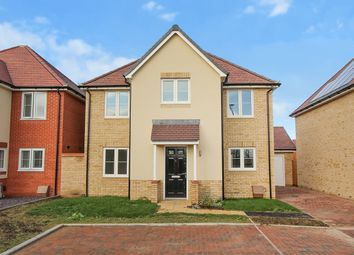 Thumbnail 4 bed detached house for sale in Stableford Road, Tavistock Place, Bedford