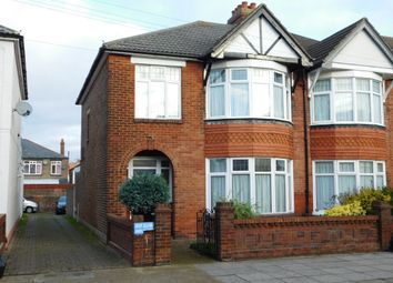 Thumbnail 3 bed semi-detached house for sale in Kirby Road, Portsmouth