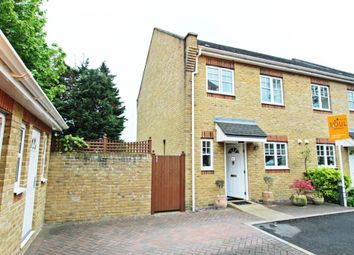 Thumbnail 2 bed end terrace house for sale in Orton Place, Merton Road, London