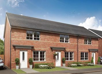 """Thumbnail 2 bedroom semi-detached house for sale in """"Roseberry"""" at Lake Road, Hamworthy, Poole"""