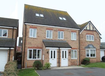 Thumbnail 3 bed semi-detached house for sale in Gadwall Croft, Newcastle-Under-Lyme