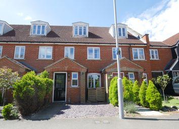 Thumbnail 3 bed terraced house for sale in Whitehorse Lane, Stevenage