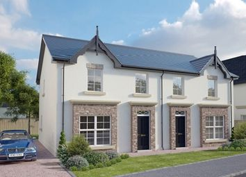 Thumbnail 3 bed semi-detached house for sale in Claremont At River Hill, Bangor Road, Newtownards