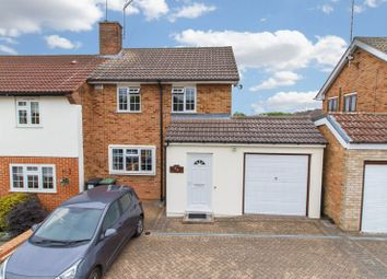 Thumbnail 2 bed semi-detached house for sale in Lechmere Avenue, Chigwell