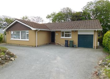 Thumbnail 3 bedroom detached bungalow for sale in Steephill Court Road, Ventnor, Isle Of Wight.