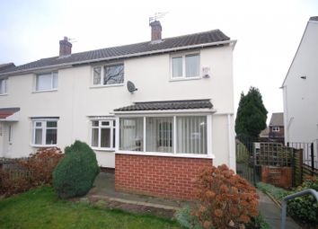 Thumbnail 3 bed semi-detached house for sale in Rennington, Gateshead