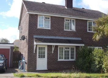 Thumbnail 3 bed property to rent in Carne View Road, Probus, St Austell