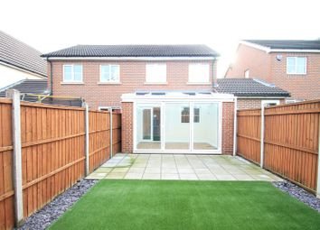 Thumbnail 3 bedroom semi-detached house for sale in Maritime Gate, Northfleet, Kent