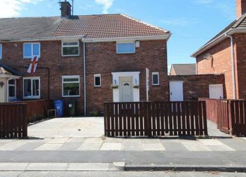 Thumbnail 3 bed semi-detached house for sale in Lindsay Avenue, Blyth