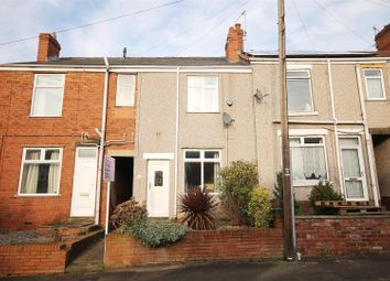Thumbnail 2 bed terraced house for sale in York Street, Hasland, Chesterfield