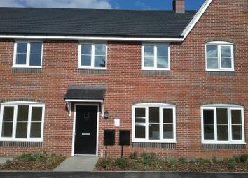 Thumbnail 3 bed terraced house for sale in Amies Meadow, Off Coalport Road, Broseley