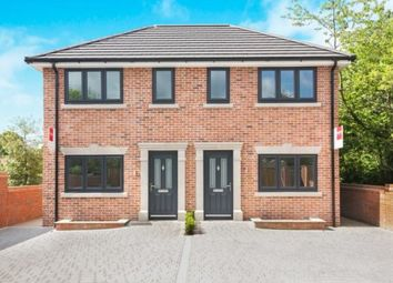 Thumbnail 4 bed semi-detached house for sale in Sherratt Close, Congleton, Cheshire