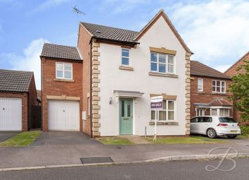 Thumbnail 4 bed detached house for sale in High Hazel Drive, Mansfield Woodhouse, Mansfield