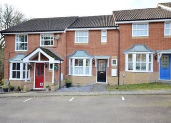 Thumbnail 2 bed terraced house for sale in Silvester Way, Church Crookham, Hampshire