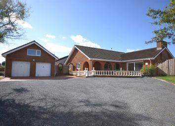 Thumbnail 4 bedroom detached bungalow for sale in Penllain, Penparc, Cardigan