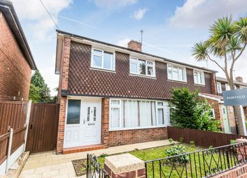 Thumbnail 2 bed semi-detached house for sale in Tyndall Road, London