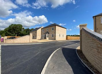 Thumbnail 4 bed detached house for sale in Jensons Way, Methwold Road, Whittington, King's Lynn