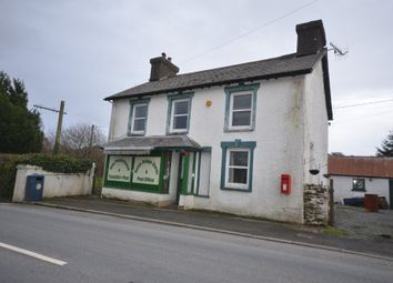 Thumbnail 4 bed detached house for sale in Devils Bridge, Aberystwyth