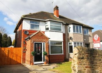 Thumbnail 3 bedroom semi-detached house to rent in Richmond Road, Richmond, Sheffield