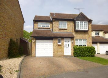 Thumbnail 3 bed detached house for sale in Ash Way, Wokingham