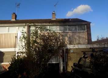 Thumbnail 3 bed end terrace house to rent in Daniells, Welwyn Garden City