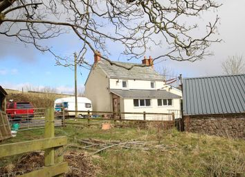 Thumbnail 3 bed detached house for sale in Pontfaen, Brecon