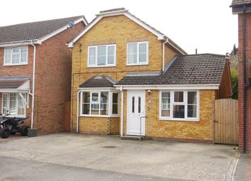 Thumbnail 3 bed detached house for sale in Great Cornard, Sudbury, Suffolk