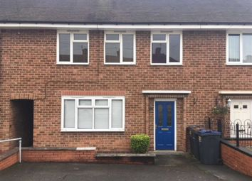 Thumbnail 3 bed terraced house to rent in Homestead Road, Kitts Green, Birmingham
