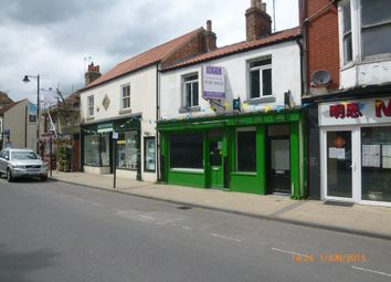Thumbnail Retail premises for sale in 37 Commercial Street, Norton, Malton, N. Yorks