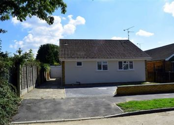 Thumbnail 3 bed detached bungalow for sale in Popes Crescent, Basildon, Essex