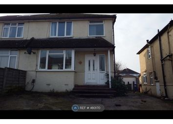 Thumbnail 3 bed semi-detached house to rent in Brighton Road, Aldershot
